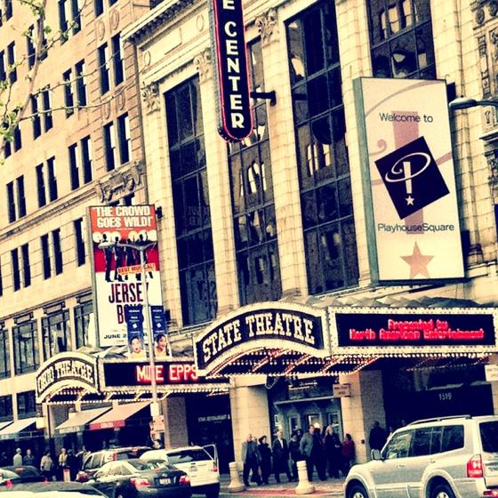 State Theatre Cleveland Ohio