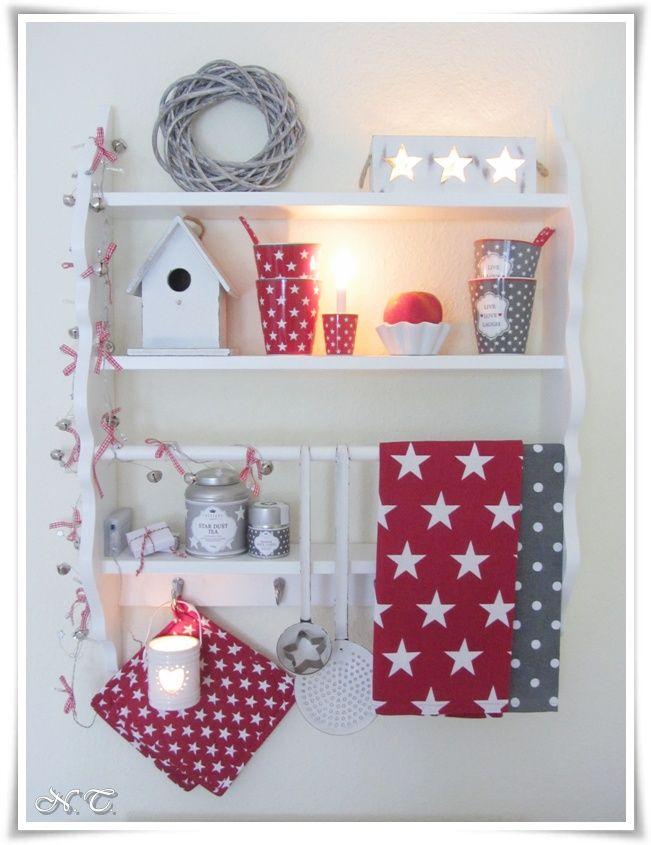 Ziemlich Weihnachten Küche Deko Ideen Pinterest Fotos - Küchen ...