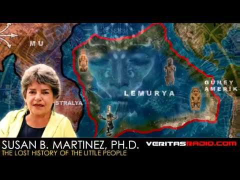 Susan B. Martinez, Ph.D.  | The Lost History of the Little People | Segm...
