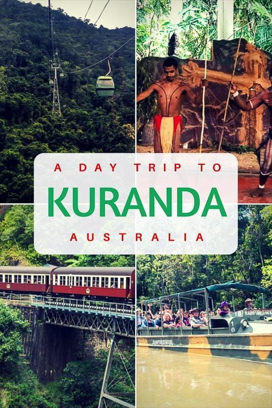 Things to do in Kuranda | Kuranda Scenic Railway | Things to do in Cairns | Cairns with Kids | Skyrail | Kuranda Train | Rainforestation