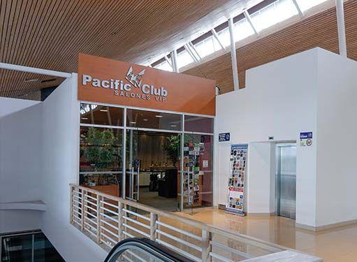 Pacific Club Salones VIP en Aeropuerto Internacional El Tepual (PMC) in Puerto Montt, Los Lagos, Chile.