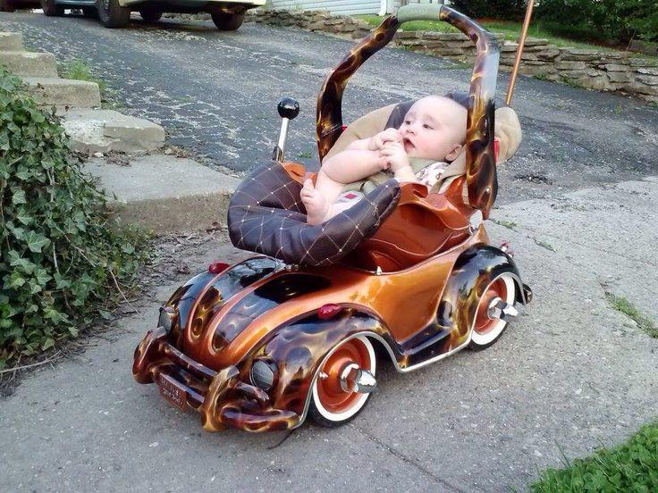 Kool stroller Pedal cars Pinterest Strollers