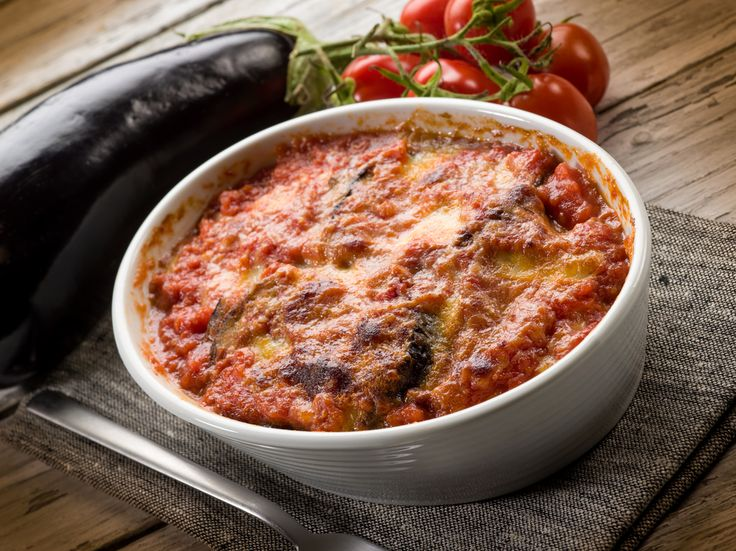Learn the traditional Sicilian recipe for Parmigiana
