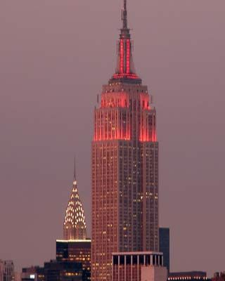 Empire State Building, NY
