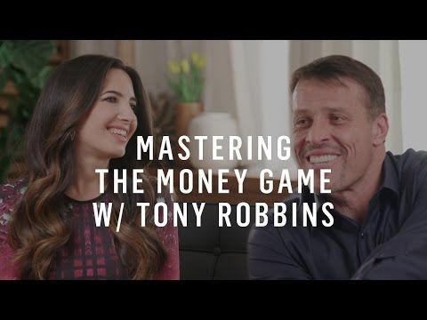Marie Forleo interviews Tony Robbins On Money: Master The Game - two of my inspirators