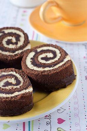 Magie del Bimby e non...: Girelle al cioccolato
