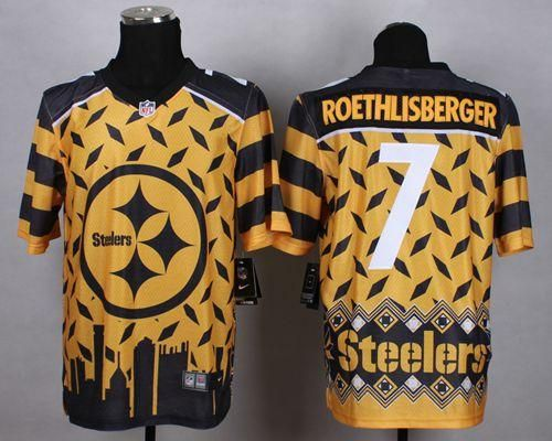 e2a755c07ac Mens Pittsburgh Steelers 84 Antonio Brown Elite Black Team Irvin 2016 Pro  Bowl NFL Jersey Find this Pin and more on NFL Pittsburgh Steelers.