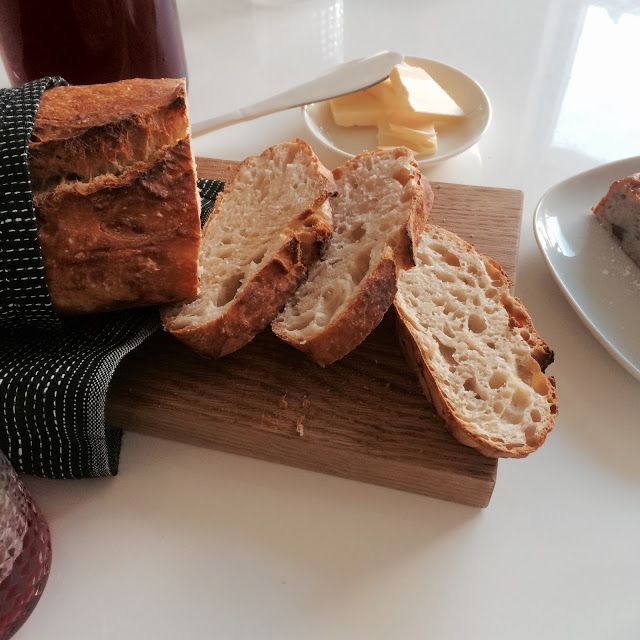 Verdens bedste brød - og mest langsomme / opskrift