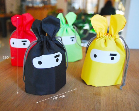 The Mask Bunny Instax Camera Pouch is a very cute pouch that was specially made to hold Instax cameras but you can also store other items as well