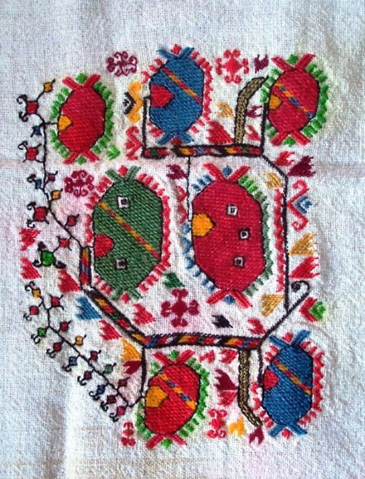 Female clothes and embroidery. Samokov region ✳19