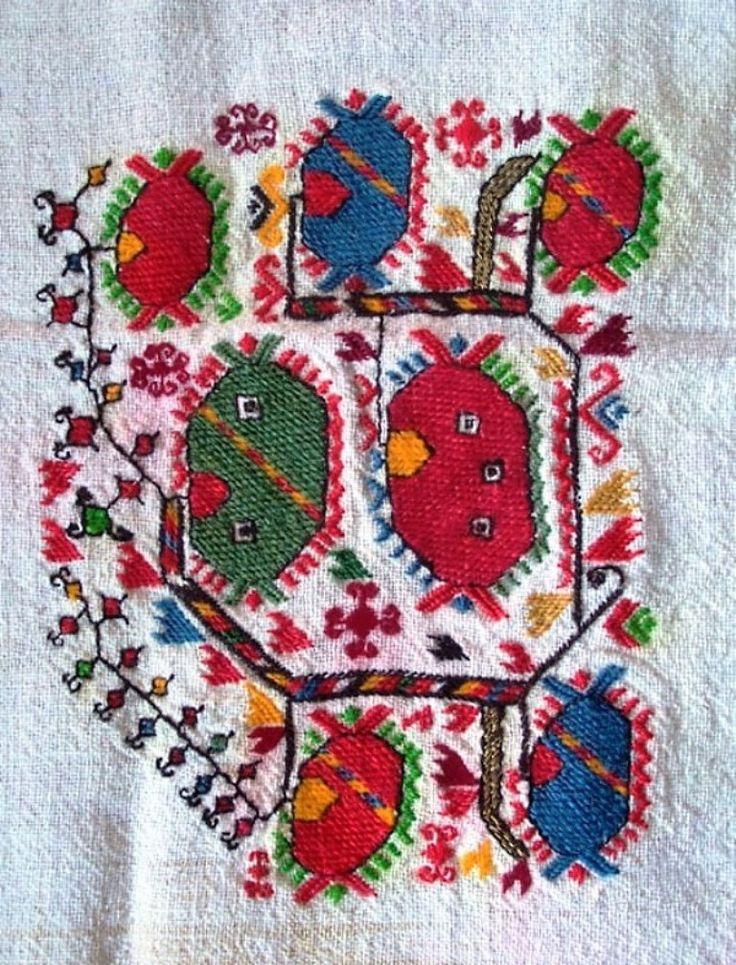 Female clothes and embroidery. Samokov region ✳19