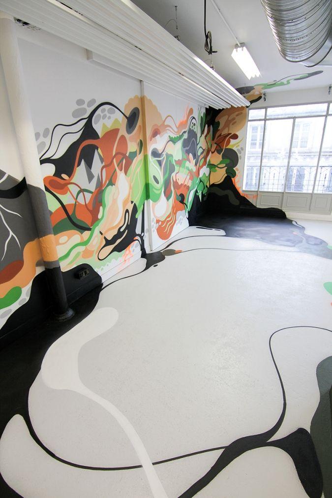 L'Atelier BNP Paribas | Ninjaz x Grems | Ninjaz | Creative Crew