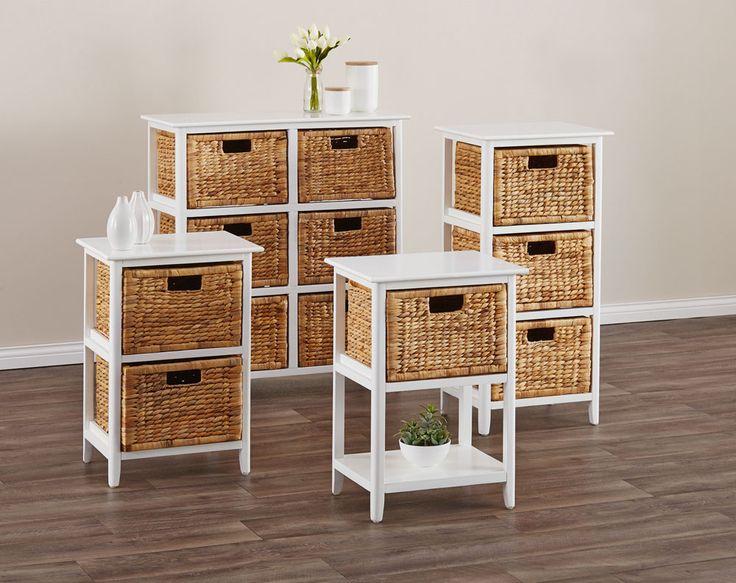 Great for the kitchen, bedroom, kids room or bathroom from Fantastic Furniture at Crossroads Homemaker Centre