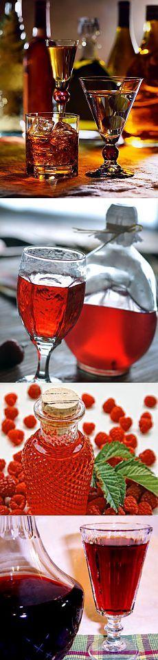 7 способов приготовить старинный русский напиток Ратафию   Русская семерка