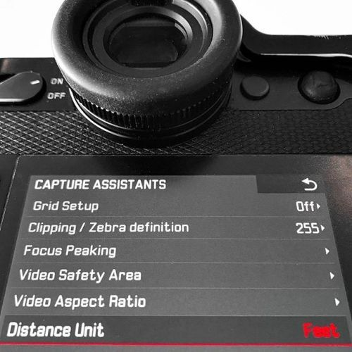 Have you upgrades your firmware?  Repost Cira Crowell @leicacrush  BECAUSE SIZE DOES MATTER Feet or Meters? One of the many new customization choices available on the #LeicaSL with Firmware 3.0. #LeicaCameraUSA #LeicaCamera #leicacrush #ShootLeicaPro via Leica on Instagram - #photographer #photography #photo #instapic #instagram #photofreak #photolover #nikon #canon #leica #hasselblad #polaroid #shutterbug #camera #dslr #visualarts #inspiration #artistic #creative #creativity