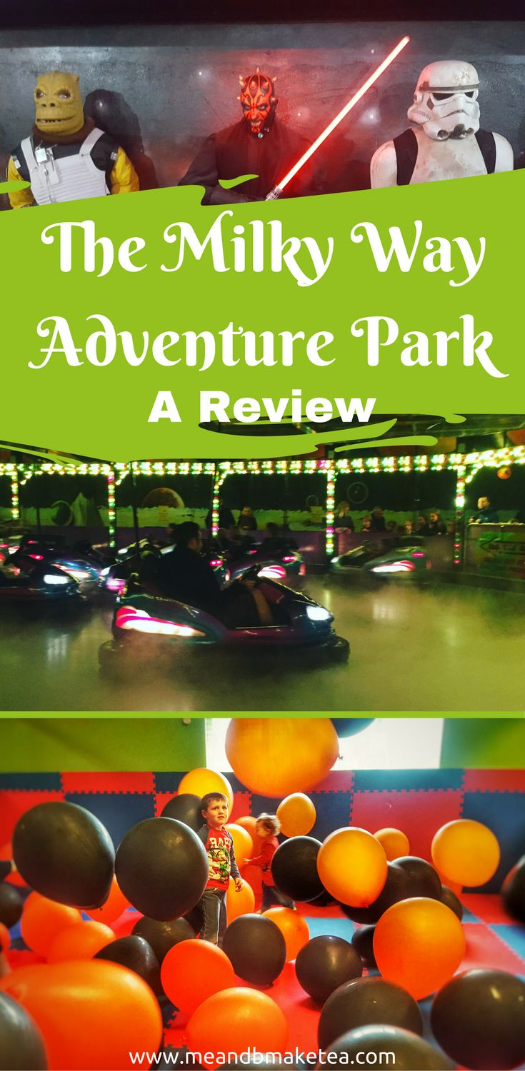 Have you been to the Milky Way Adventure Park in Devon? It is a lot of fun and really an all weather attraction! We had a great time and so much for kids and the family to do!