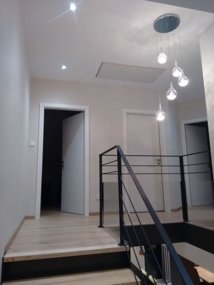13 best Décoration éclairage LED images on Pinterest Led lights - faux plafond salle de bain pvc