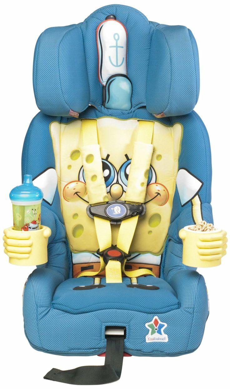 Spongebob squarepants bathroom accessories - Spongebob Squarepants Booster Car Seat