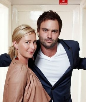 Nina and Patrick. My favourite onscreen couple ❤ Offspring