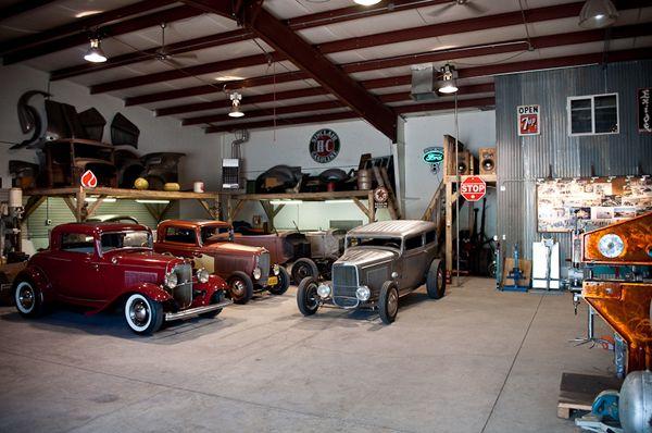 #garage