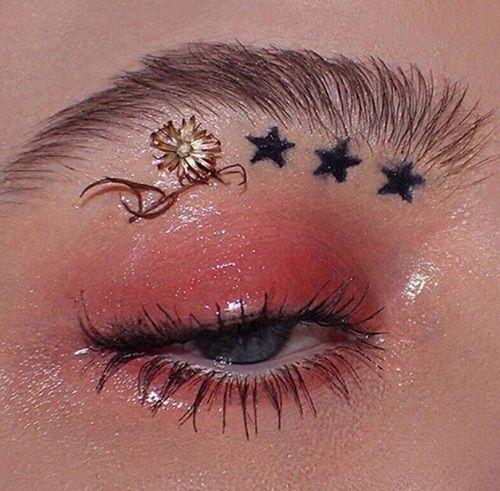 Makeup Aesthetic And Eyes Image Aesthetic Makeup Eye