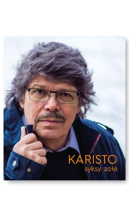 Karisto - Kustannusliike Syksy 2016