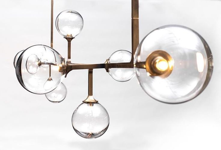 HELIX Lighting Collection by LUMIFER / Designed by Javier ROBLES / Handcrafted in brass, handblown glass & LED. @CASSINA/ Soho, NYC.   #Lumifer #lighting #Cassina #CassinaOfficial #CassinaSoho #HelixCollection #HelixLighting #JavierRobles #MadeInNYC