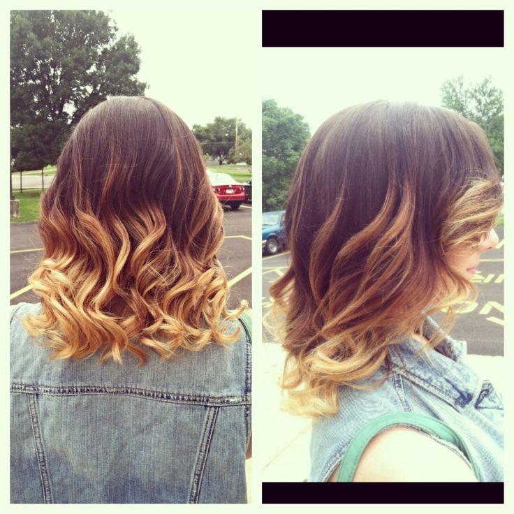 Short Hair Color Met Ombre The Melting Pot Pinterest 24