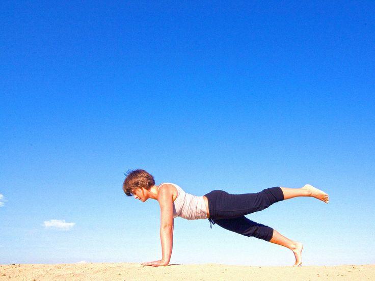 Kennt Ihr schon diese Übungen für den Bauch?