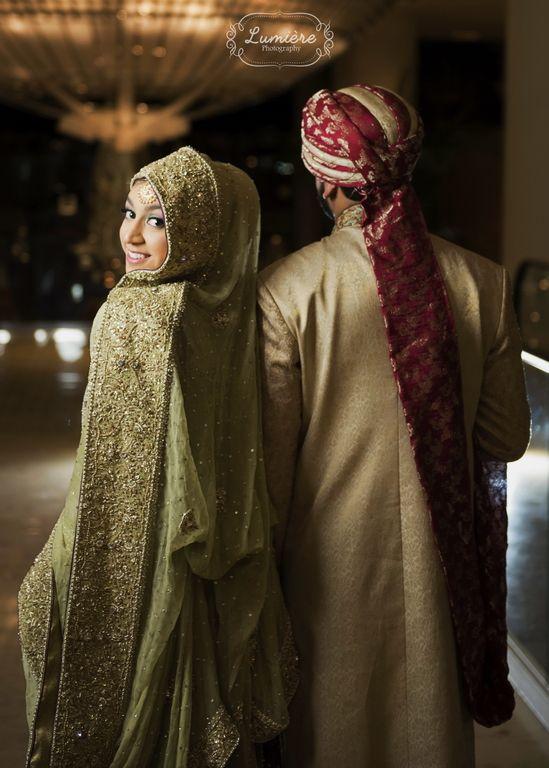 Afia Bhabi || Hijabi Bride || Indian Wedding mA