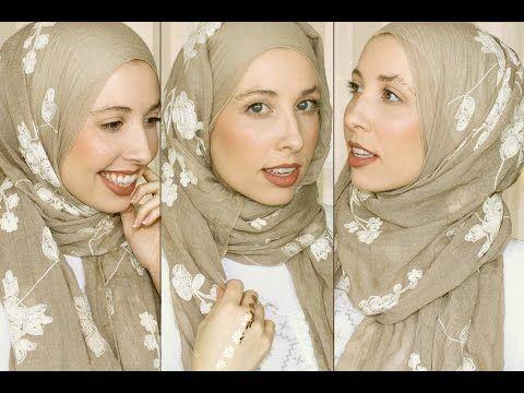 3 Easy Beginner Hijab Tutorials | Hijab Fashion Inspiration