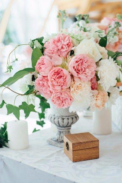 Свадьба в стиле «сад»: советы по организации