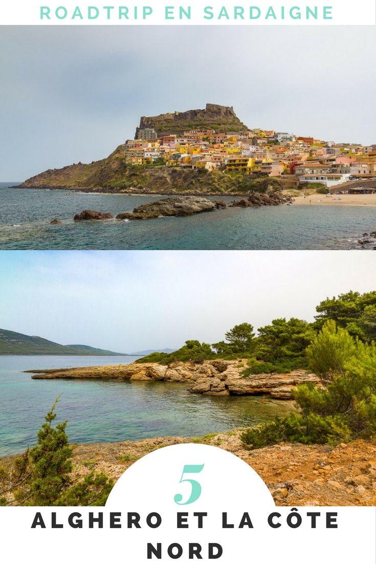 Roadtrip en Sardaigne: découverte de la région d'Alghero et sa magnifique baie ainsi que la côte nord de Stintino à Castelsardo