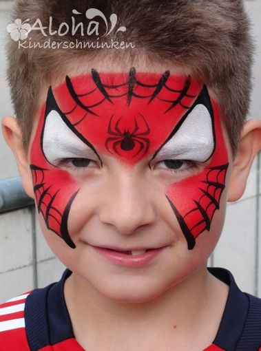 Face paint - spidy                                                                                                                                                      Mehr