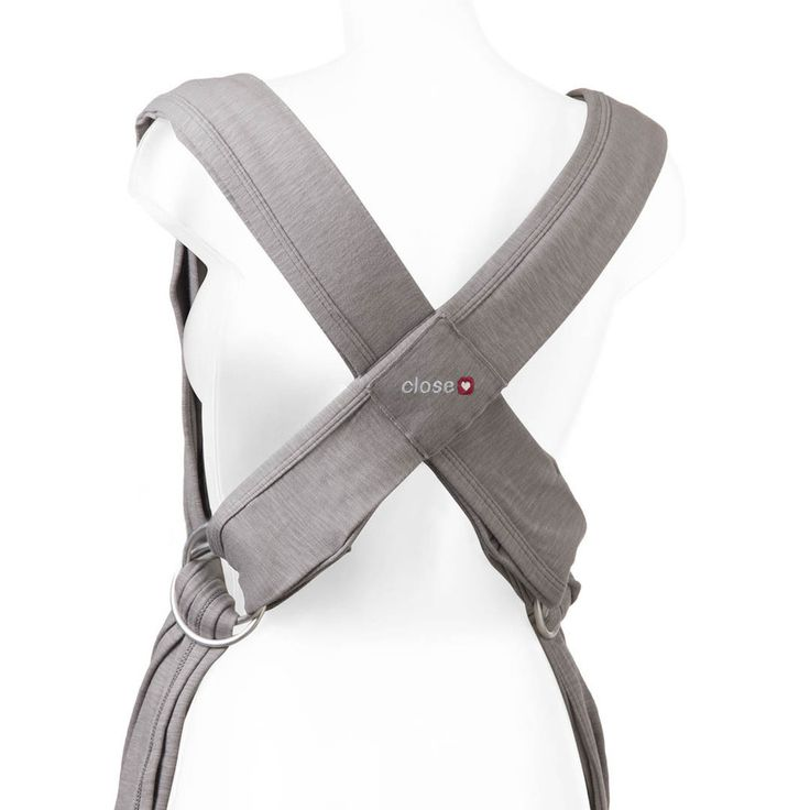 Close Caboo Carrier - Frost Grey