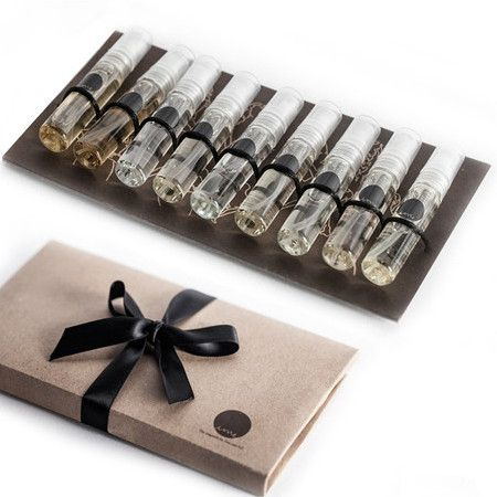 I Am. Natural Perfume - Collections Pack 5ml of all 9 scents. Found at Nourished Life - living toxic free in the city.