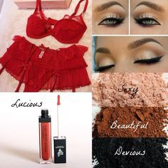 Flowers and chocolates aren't very original give her something that will last longer and make her feel beautiful #makeup#lipstick#mascara#collections#skincare##longlashes#beautifulinsideandout#rimance