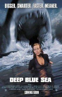 Deep Blue Sea (1999) - My favorite shark movie