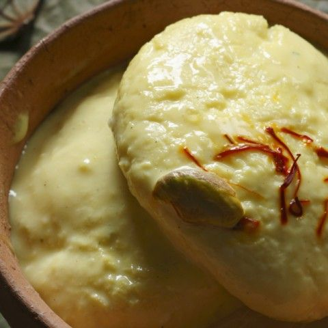 This Bengali sweet dish is as royal and delicious as it sounds. Easy to make and simply beautiful.