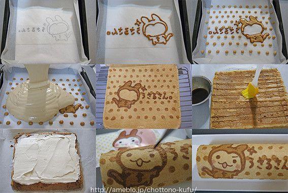 Rocambole craft. Fofos, gostosos (?), lindos e criativos!… | Flickr