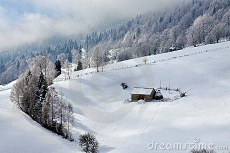 winter in romania - Google Search
