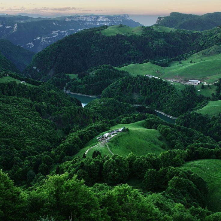 Green fields and Garda: a snapshot of Trentino, Italy