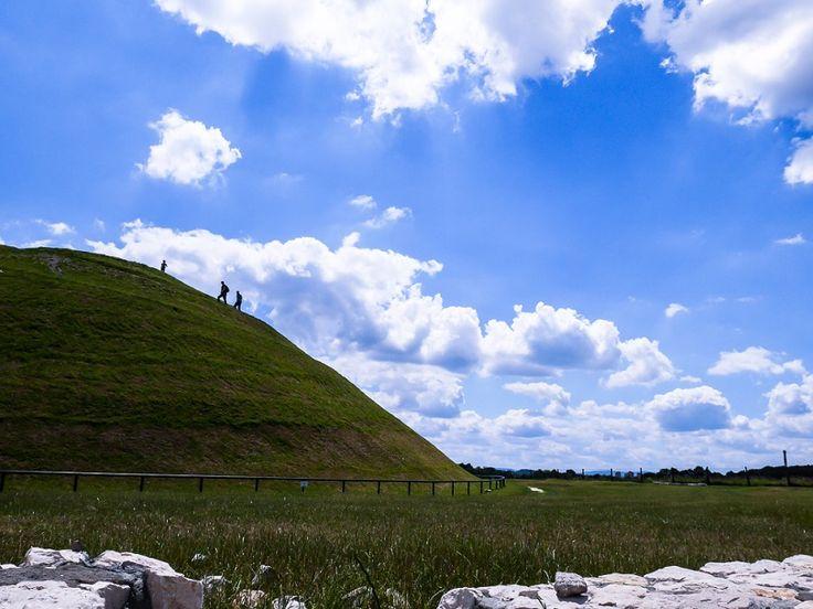 Krakus Mound, Krakow, Poland   europe   travelling   hike  