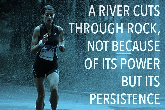 Don't stop, won't stop. Get more fitspiration here: http://www.theactivetimes.com/active-times-fitspiration-0
