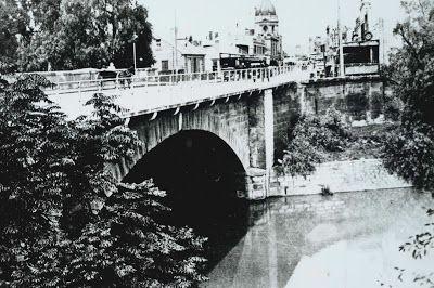 Parramatta Heritage: Lennox Bridge, Parramatta, 1836-1839