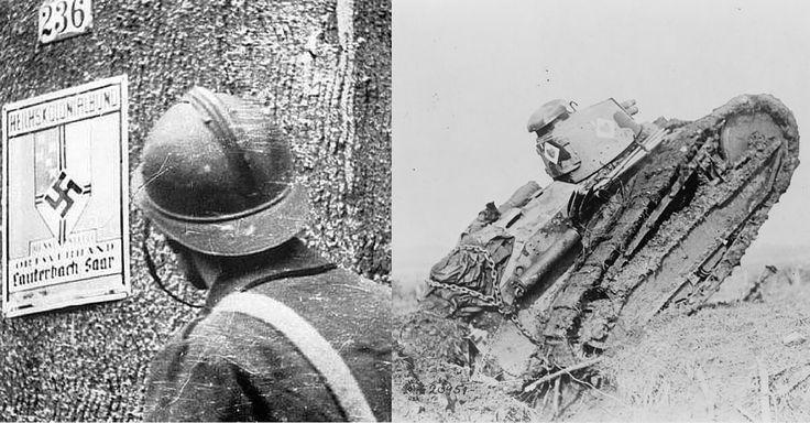 Did You Know? The French Army Invaded Germany in 1939 To Support The Polish