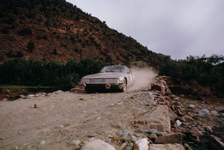 SM in Morocco
