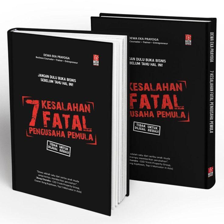 Buku 7 Kesalahan Fatal Pengusaha Pemula - http://billionairestore.co.id/7kfpp/