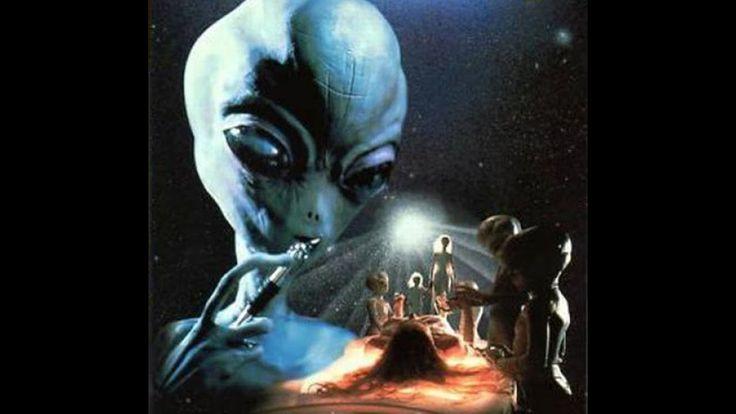 Quienes Son Los Intrusos ? Película Completa Extraterrestres Grises Ovni...