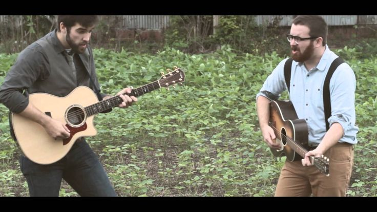 """""""Cups"""" (Mumford & Sons Syle) - Brent Morgan & Justin Pearson"""